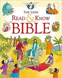 The Lion Read and Know Bible Cover