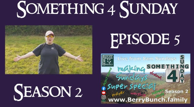 Something 4 Sunday, Season 2, Episode 5, Exercise isn't Everything