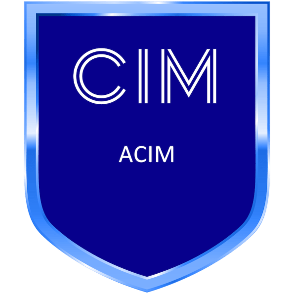 Associate of the Chartered Institute of Marketing