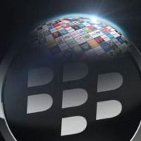 All New BlackBerry10 App World