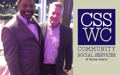 Berry Moorman Attorney attends the Community Social Services of Wayne County's 72nd Annual Gala.