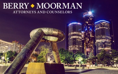 Berry Moorman P.C. attorney Mark Straetmans elected to serve on the Firm's Board of Directors.