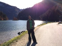 Me at the actual Königssee