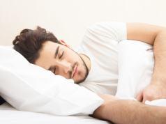 amal ringan sebelum tidur