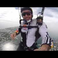 @RedBull Skydive Team #Bermuda