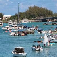 #Bermuda Non-Mariners Race 2012