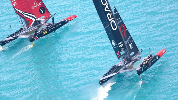 @Telegraph UK – 5 things the @AmericasCup must to do make itself more accessible & what it has already nailed.