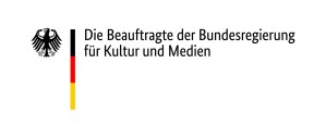 Logo: Die Beauftragte der Bundesregierung für Kultur und Medien