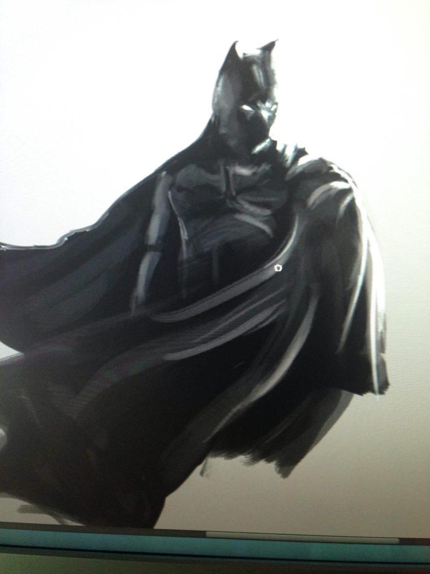 Batman progreso