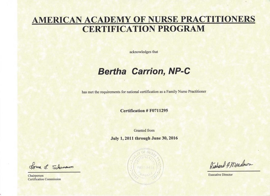 Ancc Certification Exam