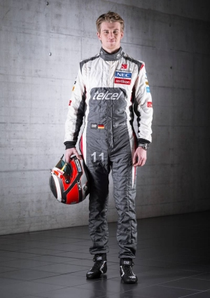 Nico Hulkenberg - Sauber Motorsport