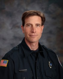 Firefighter Marshall Massaro