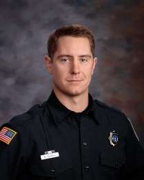Firefighter Brad Novell