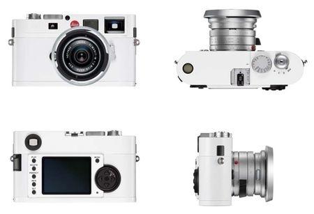 Série ultra-limitée du Leica M8