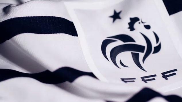La marinière de l'Equipe de France de Foot