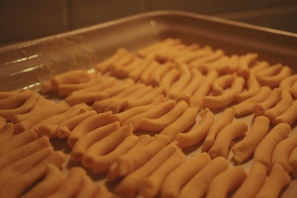 Nos macaronis