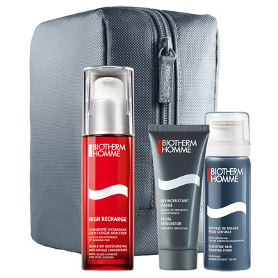 BIOTHERM HOMME Coffret High Recharge 875