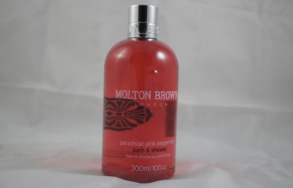 Gel douche au poivre rose Melton Brown