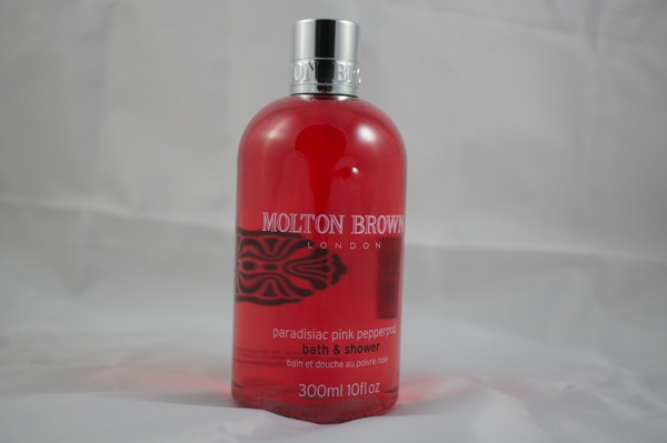 Gel douche pin pepperpod molton brown 2