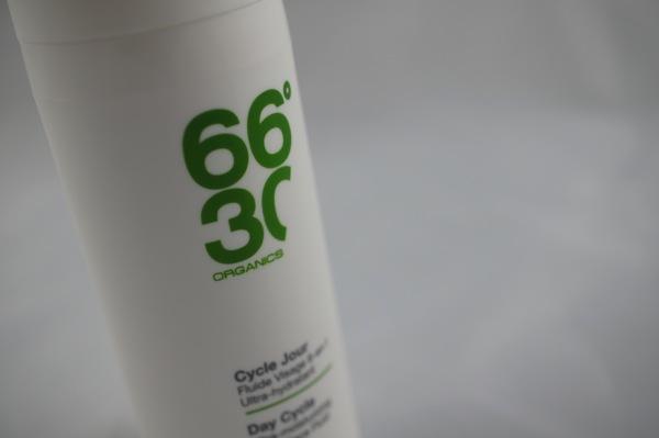 Test : Cycle jour fluide visage 6-en-1 ultra-hydratant de 66°30