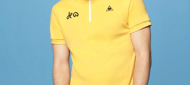Collection lifestyle Tour de France par le coq sportif