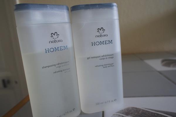 Natura brasil shampooing rafraichissant