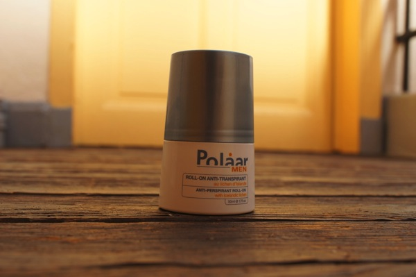 Deodorant homme polaar roll-on