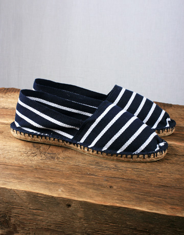 Armor lux navy espadrille armor lux espadrille navy natural 3 4965 p