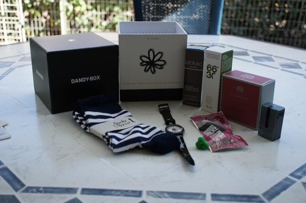 Dandybox juillet 2