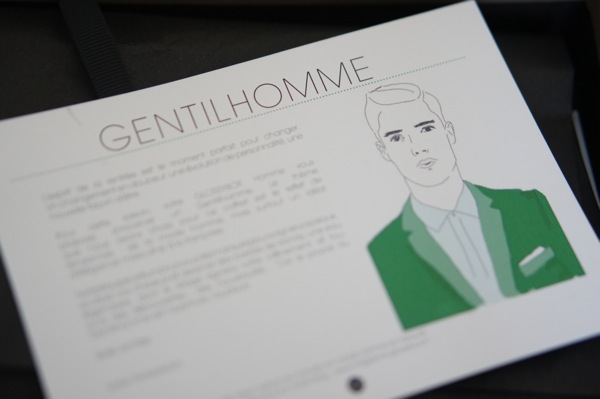 Glossybox homme septembre