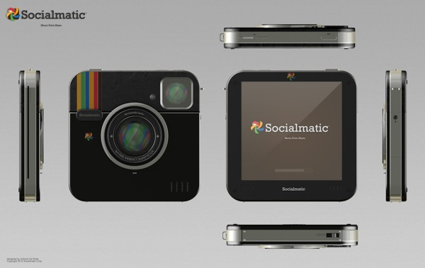 Socialmatic isometric
