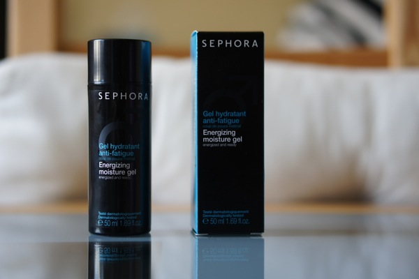 Test : Gel hydratant anti-fatigue Sephora