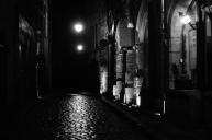 Balade nocturne au Puy-en-Velay