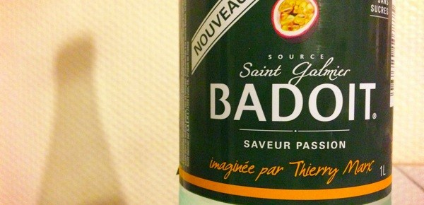 Badoit Passion : A tester !