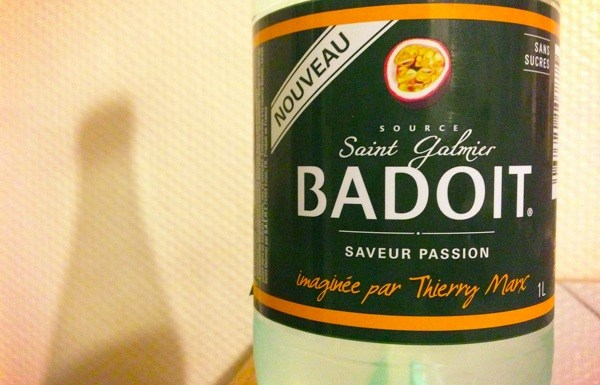 Badoit Passion : A tester !