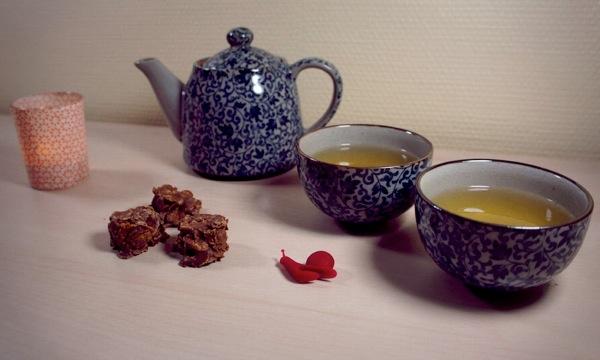 Teatime entre amis
