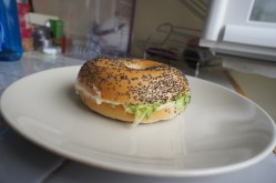 Lundi 8 avril : Sodebo m'a fait testé son nouveau bagel