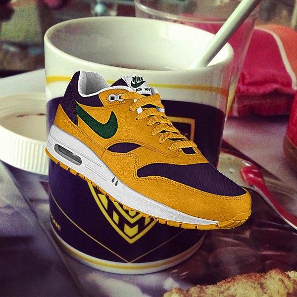 Nike PHOTOiD aux couleurs ASM