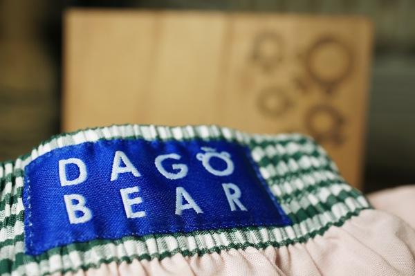 Dagobear : caleçons et chaussettes pour hommes
