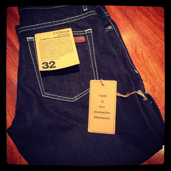I/O Denim Instagram