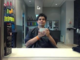 Mardi 9 juillet : Chez le coiffeur