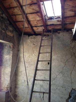 Jeudi 1er août : vers les toits
