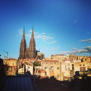 Samedi 21 septembre : la cathédrale de Clermont