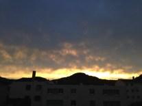 Vendredi 4 octobre : chouette ciel après une journée de pluie