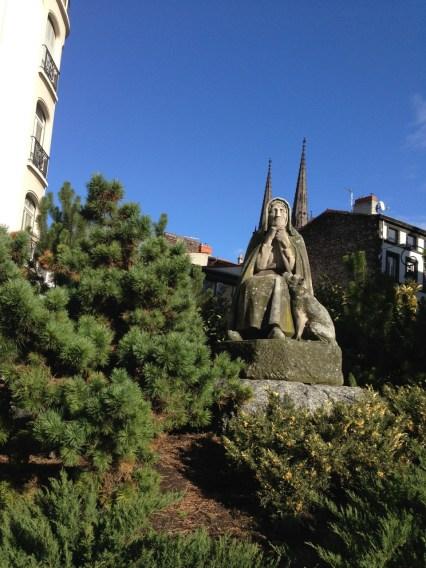 Jeudi 23 janvier : petite photo de Clermont sous le soleil