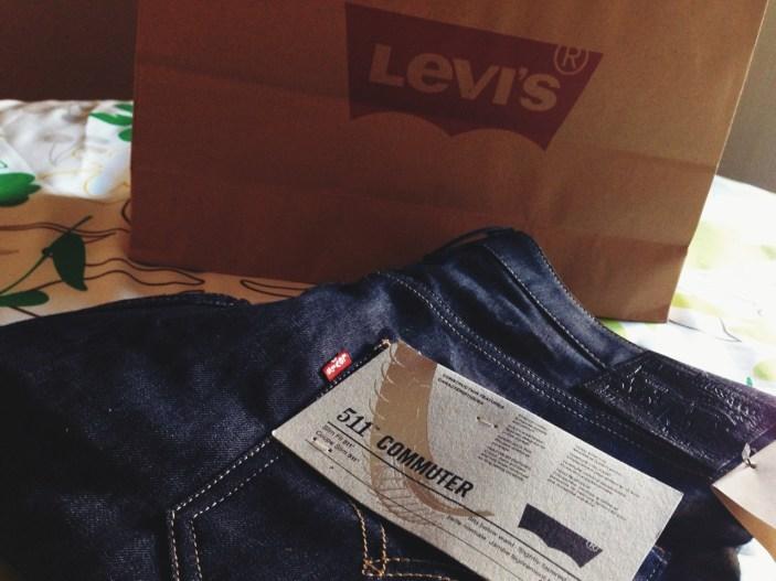 Levi's Commuter 511