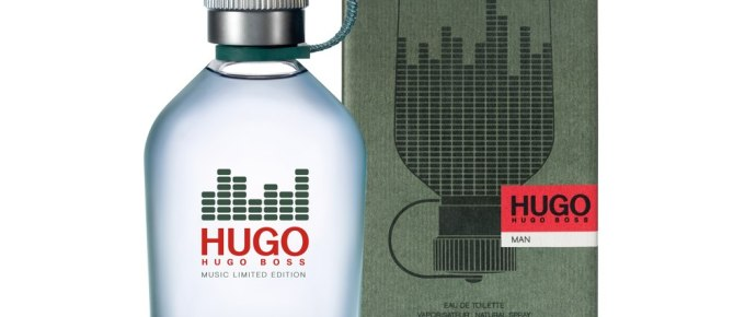 Parfum Hugo Man (Music Limited Edition)