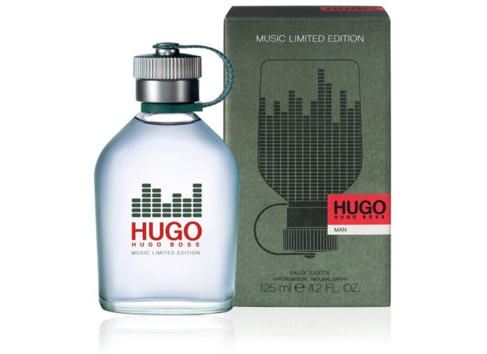 Flacon-HUGO-Man-Music