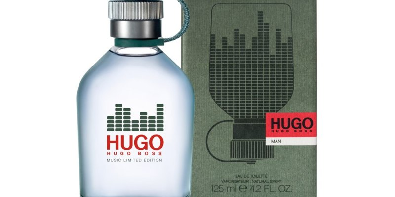 Parfum Hugo Man (Music Limited Edition)
