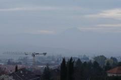 Samedi 15 mars : nuage de pollution au dessus de Clermont